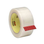 3M™ Clear Packing Tape (48mm by 66m)